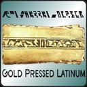 Gold Pressed Latinum