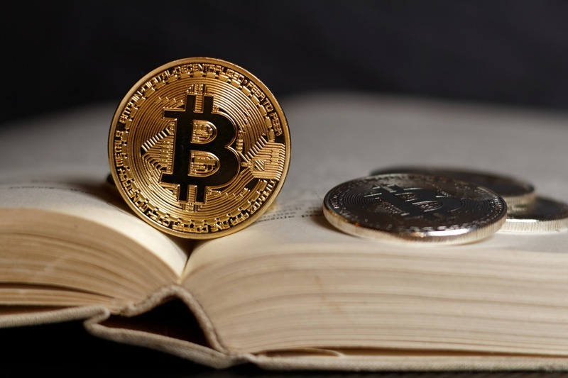 book bitcoin cryptocurrency