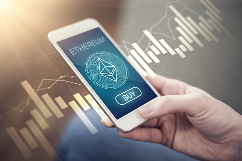 Ethereum price cryptocurrency