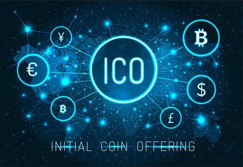Cryptocurrency invest ICO