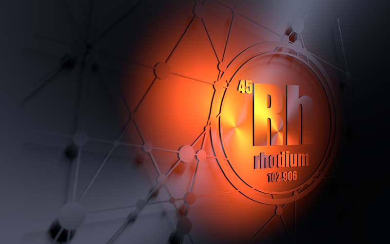 Rhodium cryptocurrency