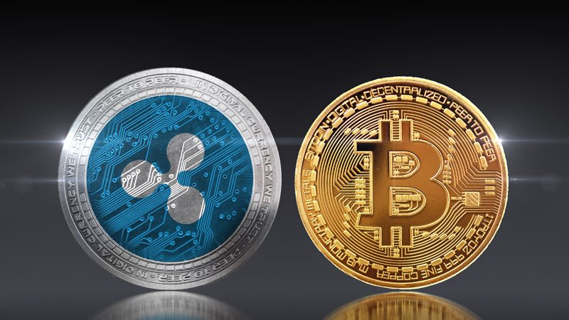bitcoin ripple comparaison